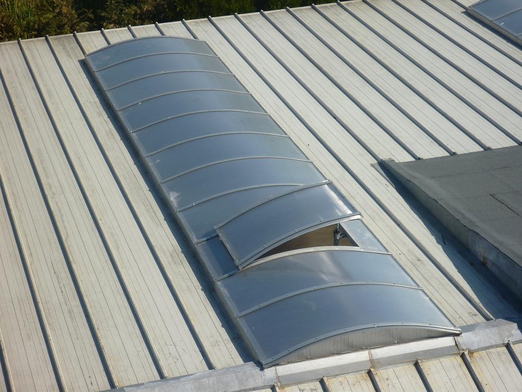 Naświetla dachowe